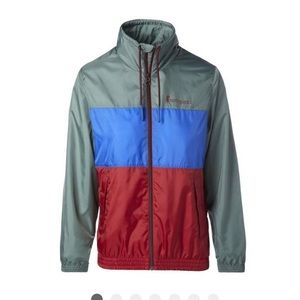 Cotopaxi Teca vista windbreaker jacket Forester